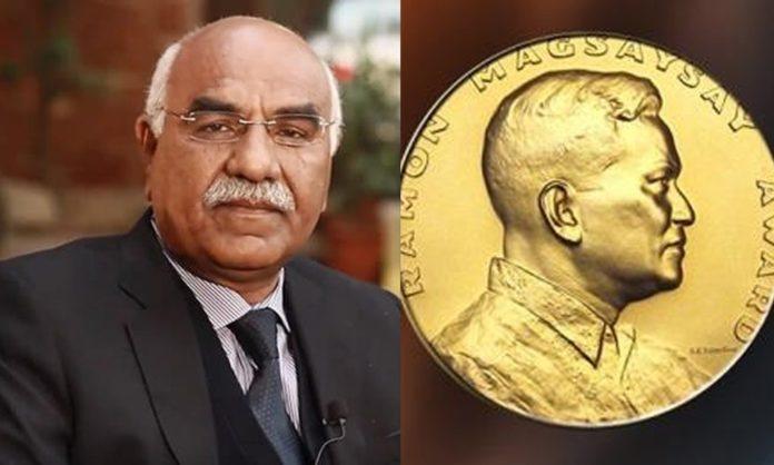 Ramon Magsaysay Awards Akhuwat Founder Asia Nobel Prize