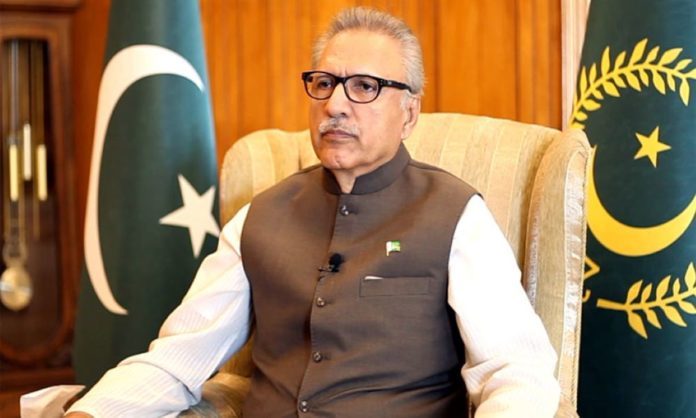 President Dr. Arif Alvi Launched A STEM Program For Matric And Inter Students
