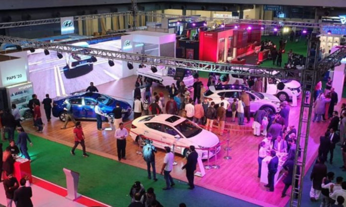 Pak Auto show 2021 and car brands to appear