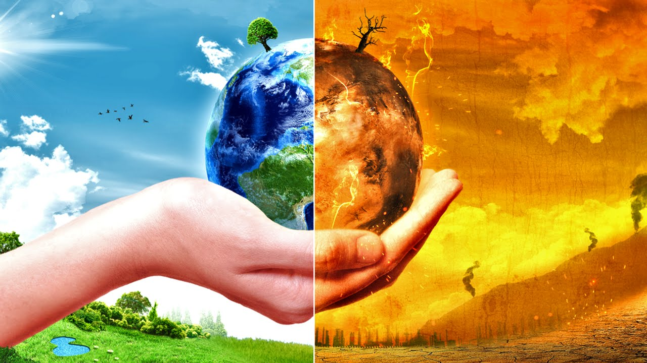 climate change and tackling it