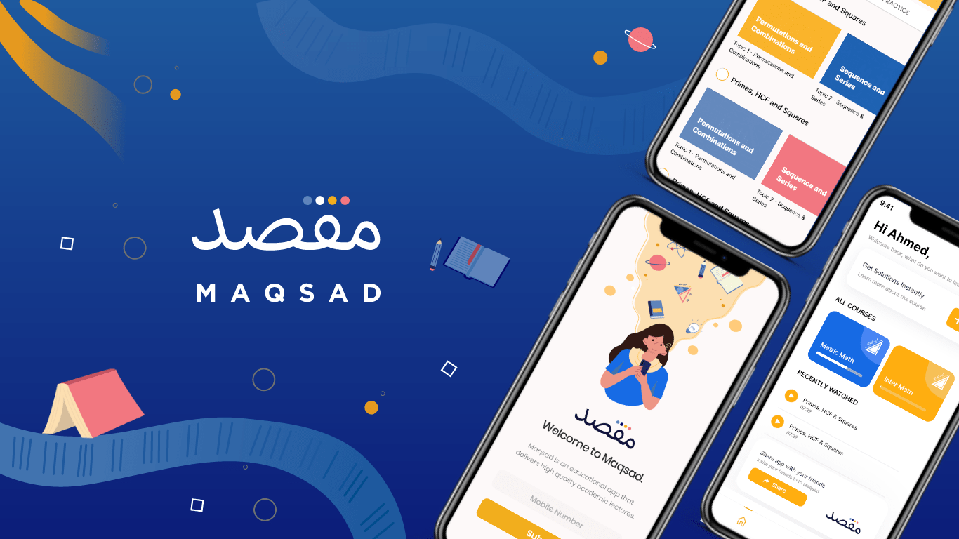 maqsad pakistani startups