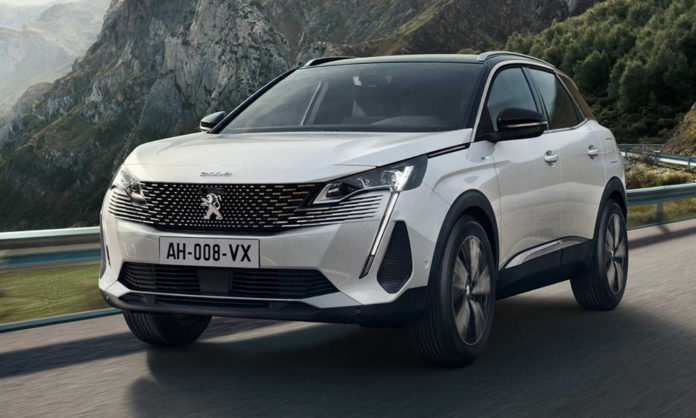 peugeot 3008 coming to Pakistan and specs of it