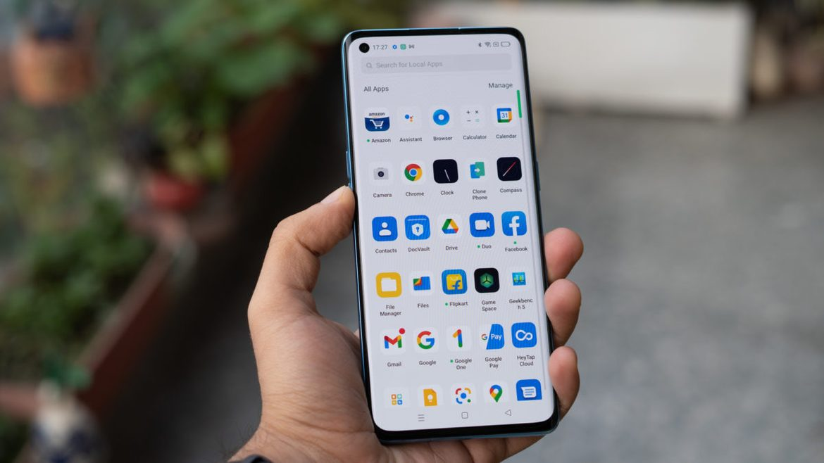 oppo reno 5 and other powerful smartphones