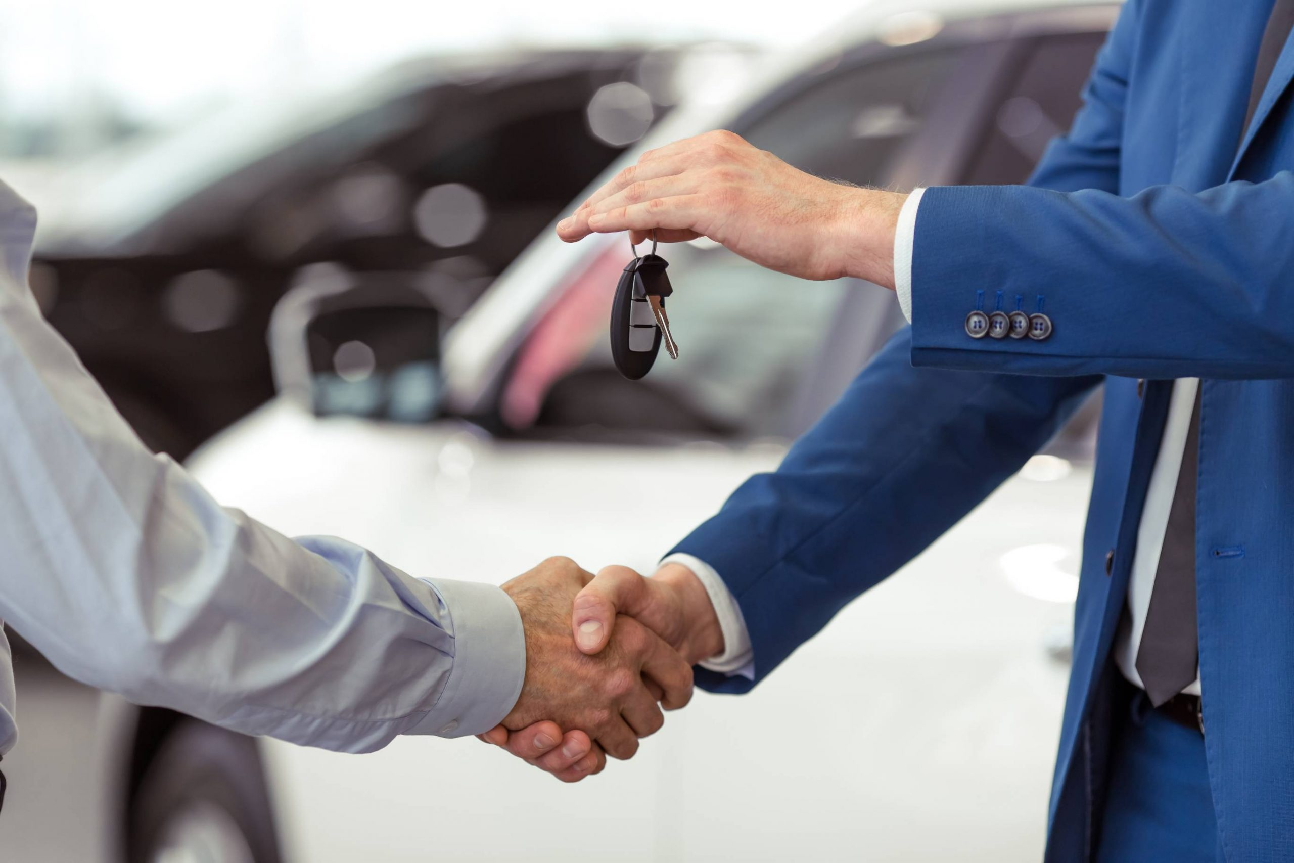 selling car and checking parts for value