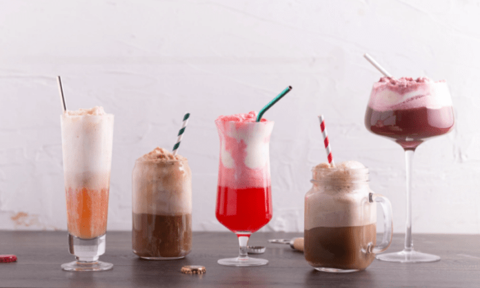 Ever Tried Adding Ice-Cream To Your Cola ? Well, Now Is The Time