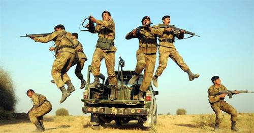 pakistan army and soldier qualities