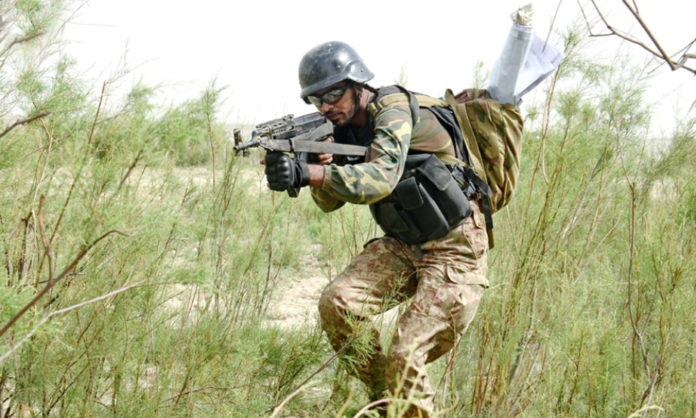 qualities in a soldier of the Pakistan Army