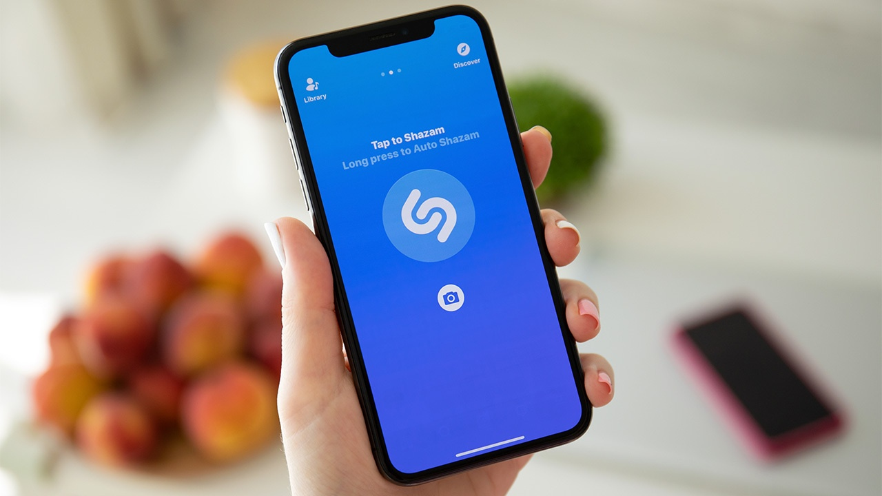shazam app and song detections