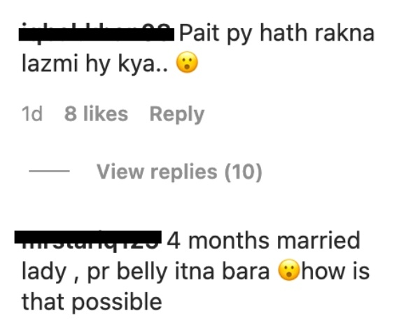 ghana ali trolls hand on belly