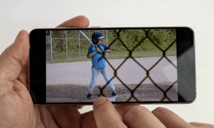 google pixel and new magic eraser feature in camer