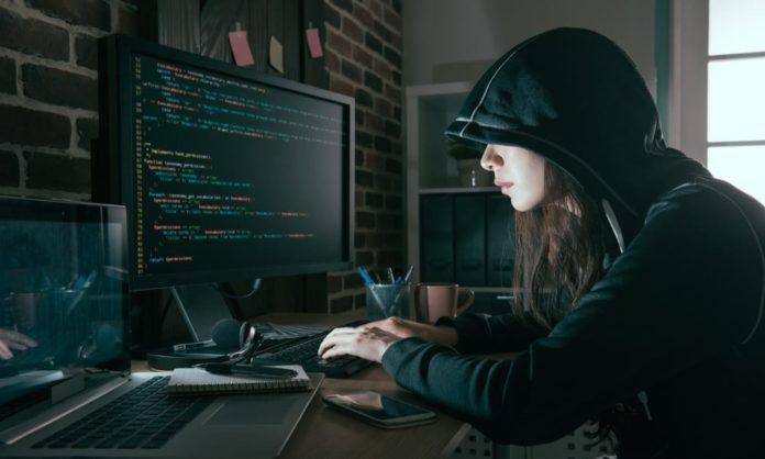 female hacker arrested obscene videos