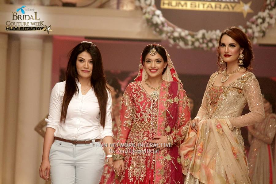 0ede514d20 It's always shadi season in Pakistan, and people are always on the lookout  for the latest trends in bridal fashion wear. That's why Bridal Couture  Week is ...