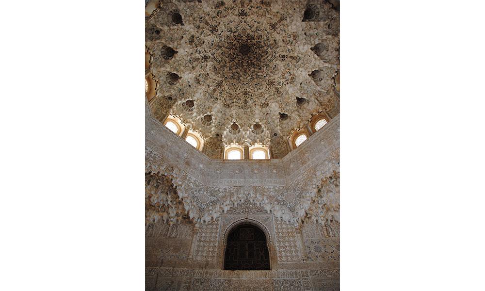 Intricate carvings Photo courtesy : Farhan A Mehboob