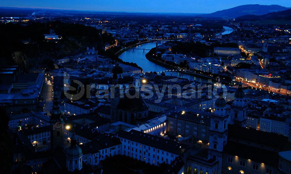 View at night Photo courtesy : Farhan A Mehboob