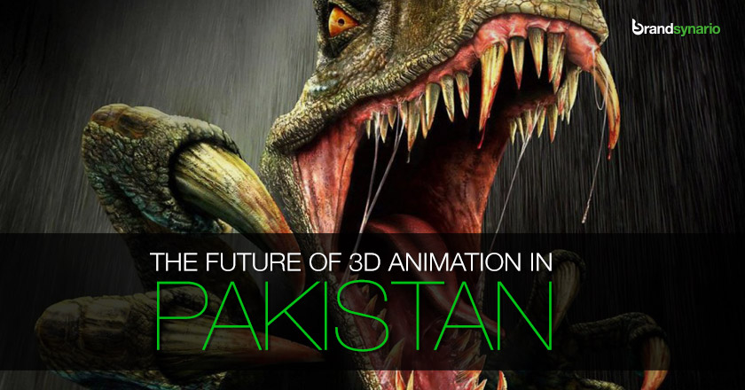 3D Animation in Pakistan
