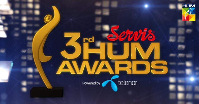 3rd Hum TV Awards
