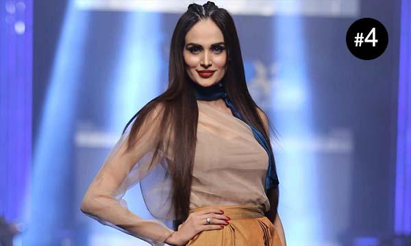 Mehreen Syed Pakistani Model