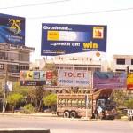 Billboards Karachi