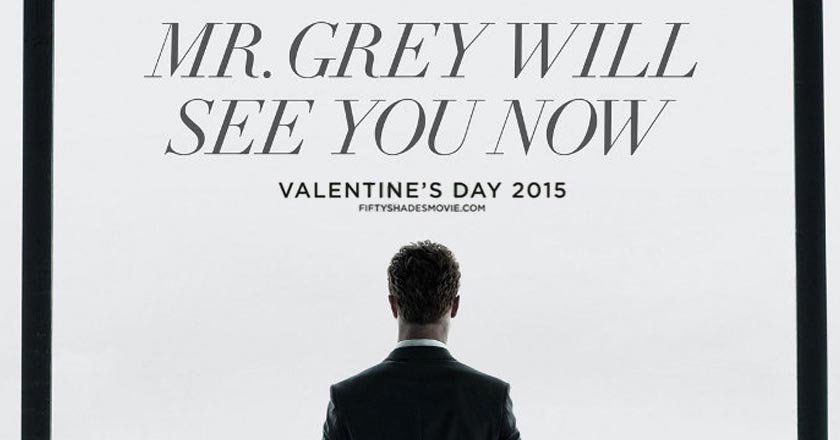 50 Shades of Greys First Film Poster Unveiled