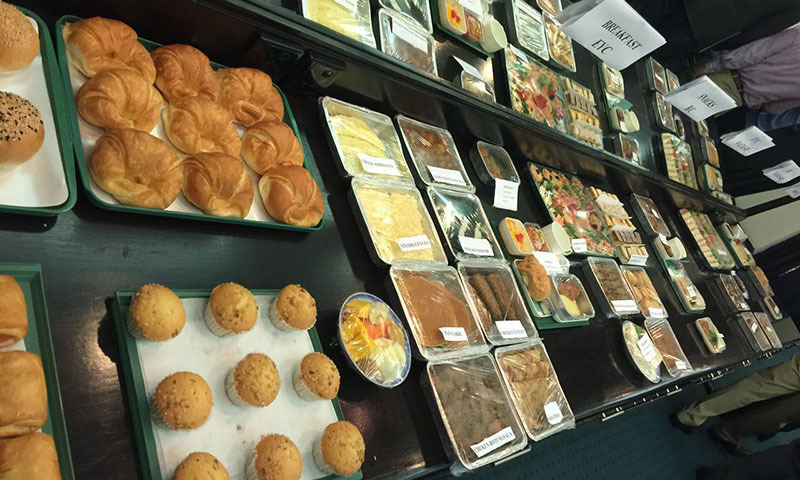 PIA Introduces New & Improved In Flight Menu