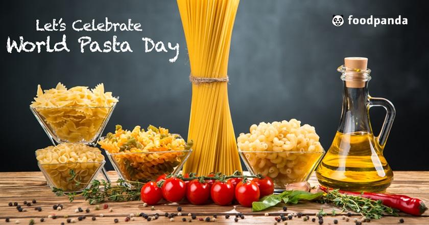 Foodpanda Celebrates World Pasta Day With 50 Off