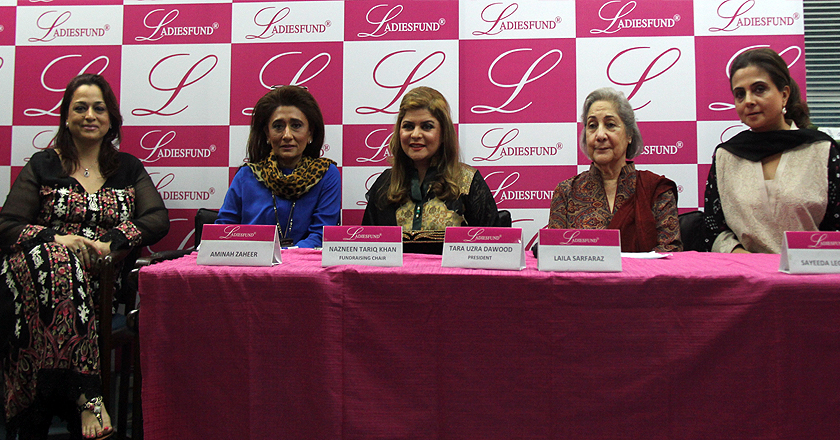6th LADIESFUND Women Awards for Pakistan 2014