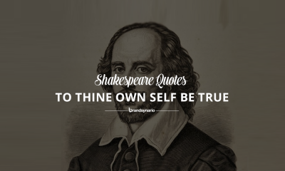 Shakespeare Day Quotes