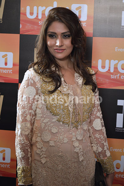 Guests & Celebrities at FPW 2015 Urdu1 Red Carpet Day 3