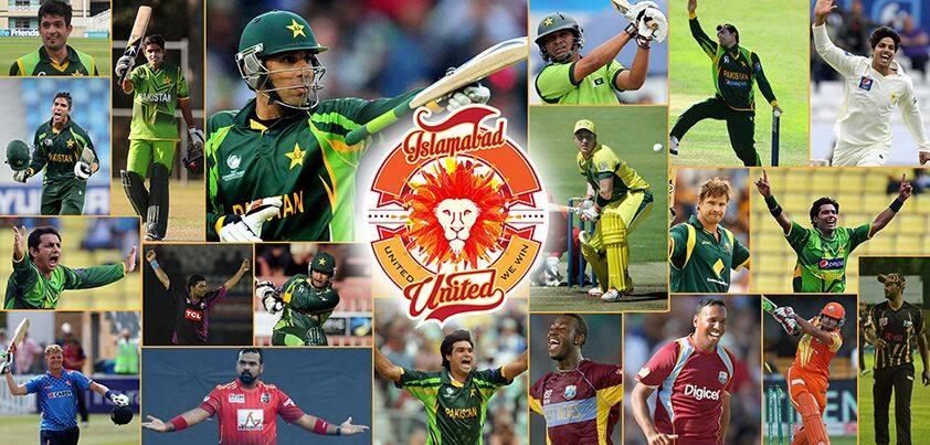 PSL 2016: Islamabad United Squad