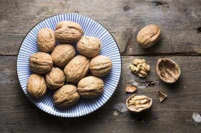 A Walnut a Day Keeps the Doctor Away New Study