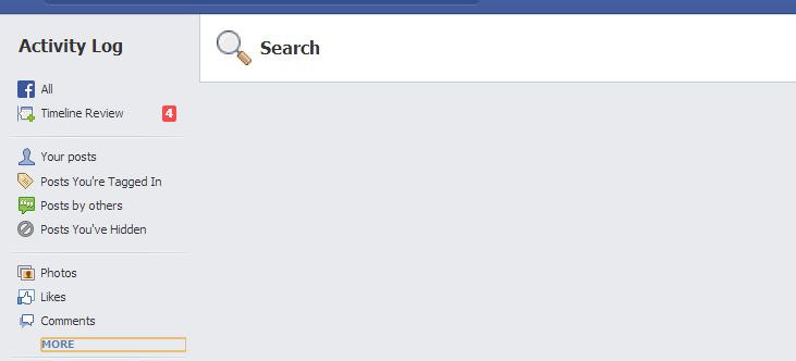 A clean search slate.brandsynario
