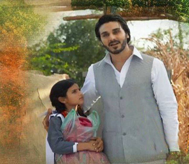 AHSAN KHAN IN UDAARIAHSAN KHAN IN UDAARI