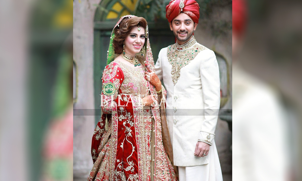 4ca8b60cb5 Pakistani singer, Amanat Ali celebrated his majestic wedding with zeal this  past week. The functions began with the Mayoon, Nikkah in Badshahi Mosque,  ...