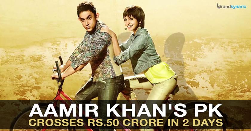 Aamir Khan PK Movie