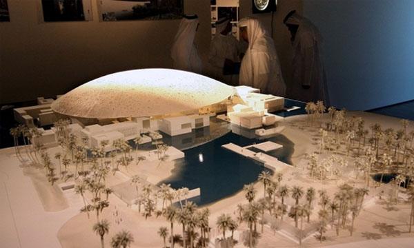 Abu Dhabi Lourve