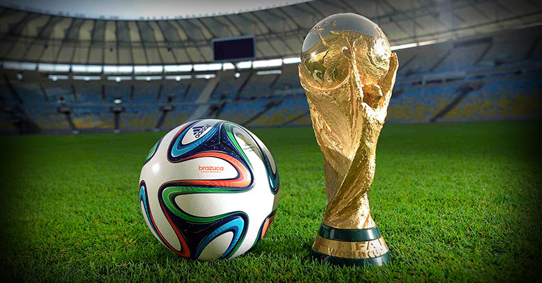 Adidas' Brazuca: The Official Football for 2014 FIFA world cup