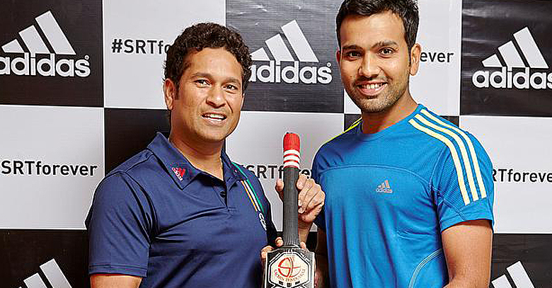 Adidas Signed Rohit Sharma for 2 Crores1