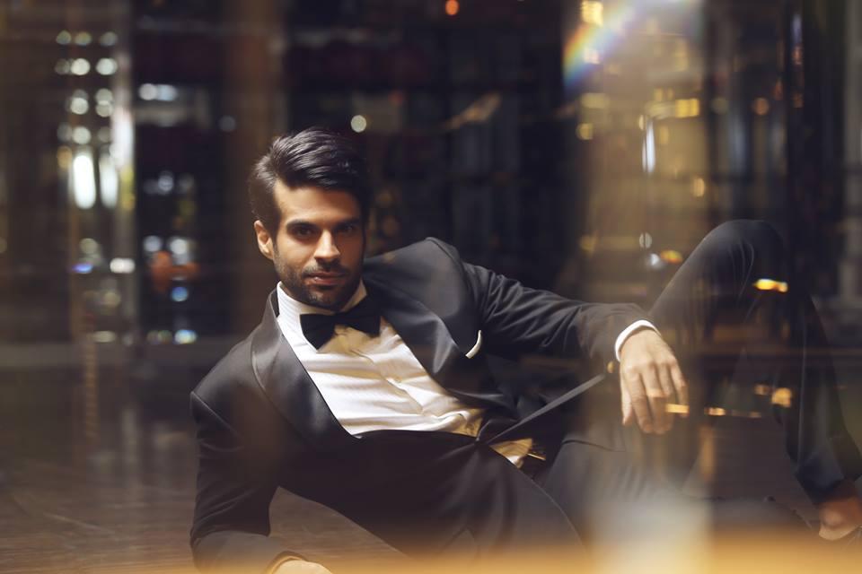 Adnan Malik in OK magazine
