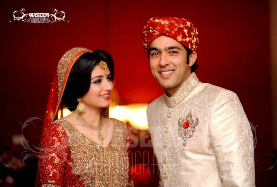 aisam-ul-haq-and-faha-makhdoom-wedding-album-unseen-pictures-1