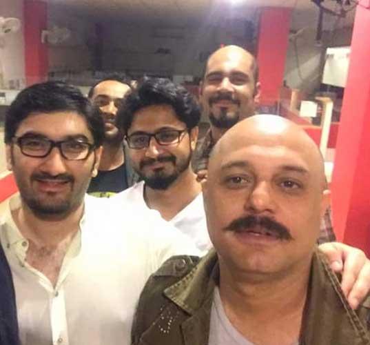 Ali Azmat Karachi Kings Launch Concert