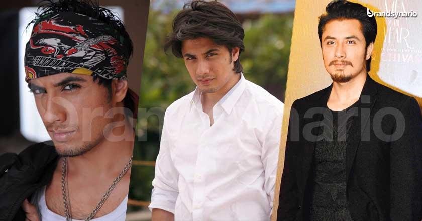 Ali Zafar Hot Transformation