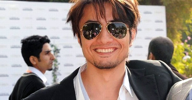 Ali Zafar Stuns the Audience in Qmobile Noir A900 Ad