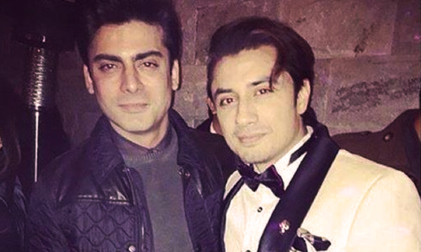 Ali-zafar-and-Fawad-Khan-and-Ali-Zafar-Bash