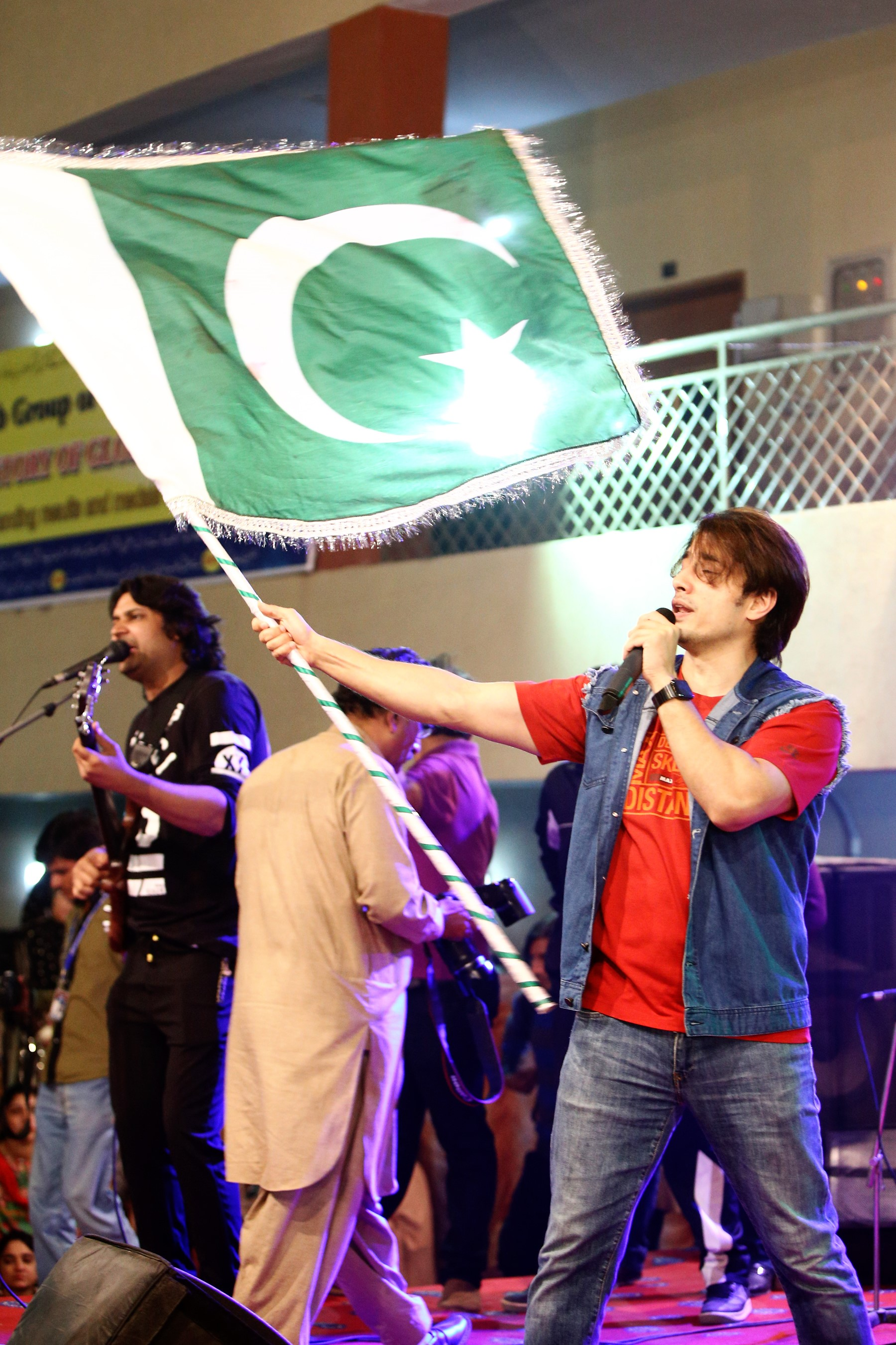 Ali zafar concert punjab