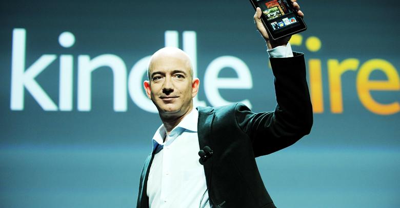 Amazon CEO takes over the Washington Post