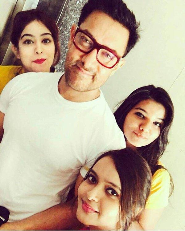 Amir Khan transformation in Dangal movie