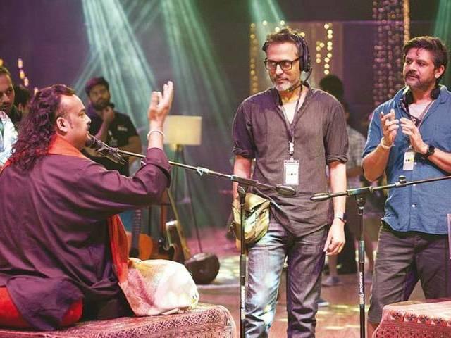 Amjad Sabri with Strings