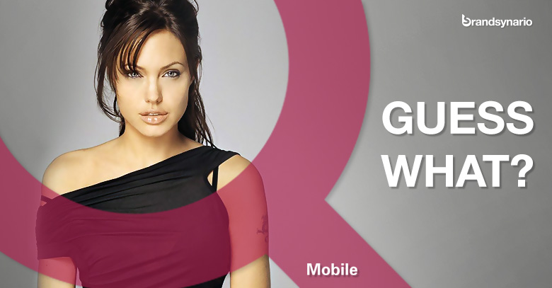 Angelina Jolie to feature in QMobiles Upcoming Ad