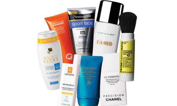 Anti Aging Sunscreens