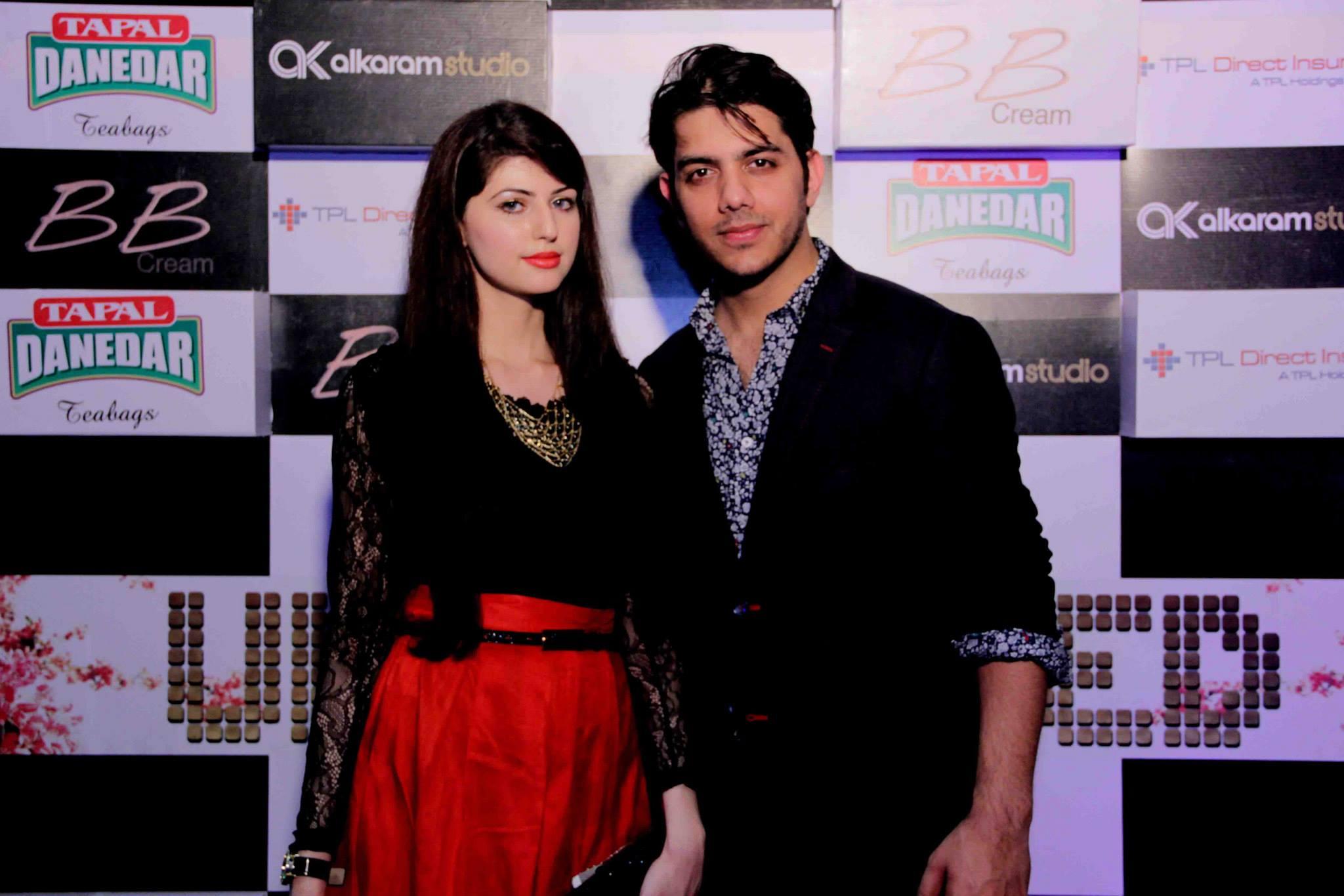 Anum Gohar and Gohar Mumtaz